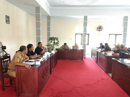 RAPAT MUSYAWARAH DESA LOKAKARYA PENYUSUNAN RKP DESA TAHUN 2019