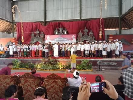 Pelantikan Pengambilan Sumpah/Janji Anggota BPD Pengulon