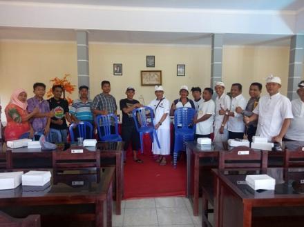 Pembinaan Suka Duka Desa Pengulon, Kecamatan Gerokgak, Kabupaten Buleleng