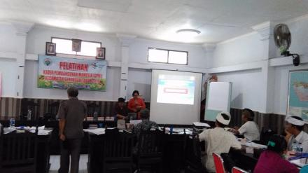 Pelatihan Kader Pembangunan Manusia