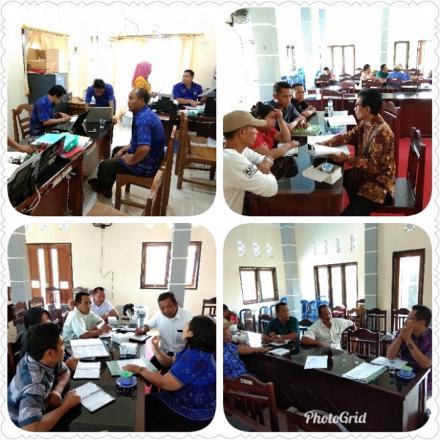 Pembinaan, Monitoring dan Evaluasi Program Pemberdayaan Masyarakat dan Desa