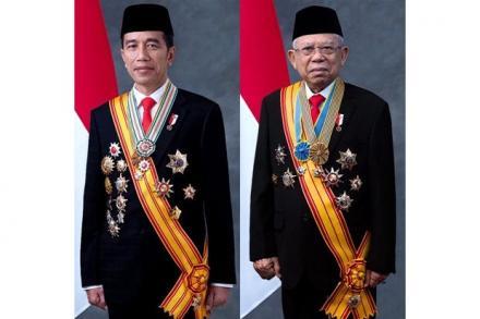 Pemdes Pengulon Mengucapkan Selamat Kepada Presiden dan Wakil Presiden Periode 2019-2024