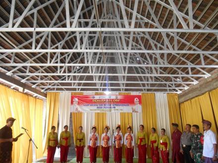 Vidio Deklarasi ODF Desa Pengulon