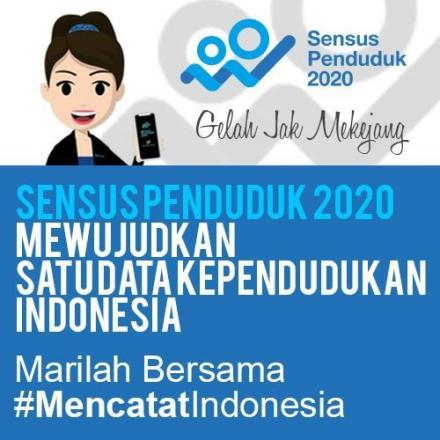 Tutorial cara pengisian Sensus Penduduk Online 2020