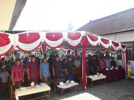Bulan Bahasa Bali Desa Pengulon Tahun 2020