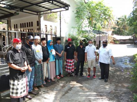 Tim Satgas Relawan Gotong Royong Pantau Warga Yang Dari Luar Negeri dan Daerah