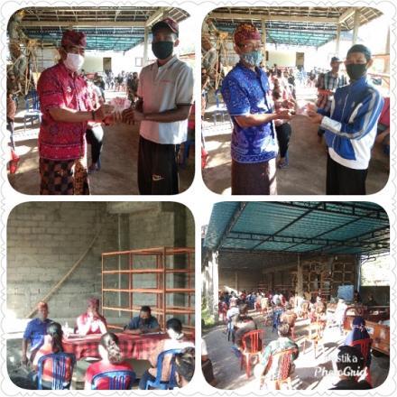 Pencairan BLT-DD Tahap III Untuk KPM Desa Pengulon