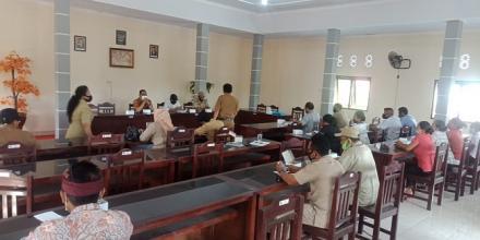 Musdes Pembahasan dan Penetapan RKP Desa Tahun 2021