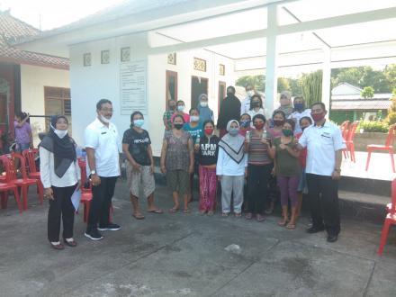 Kunjungan dari BPN Kab. Buleleng dan BPN Provinsi Bali
