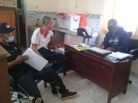 Monitoring Administrasi Aset Desa di Desa Pengulon