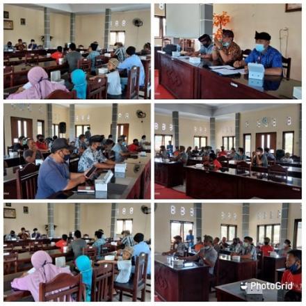 Sosialisasi Program PKTD STBM Plus di Desa Pengulon