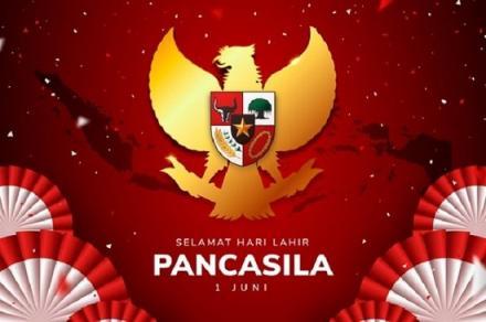 Peringatan Hari Lahir Pancasila 1 Juni 2021