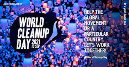 Gerakan World Cleanup Day 2021